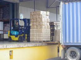 Desconsolidar container